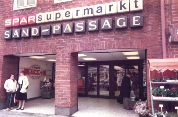 1984 Spar Supermarkt