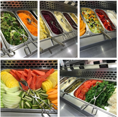 Salattheke