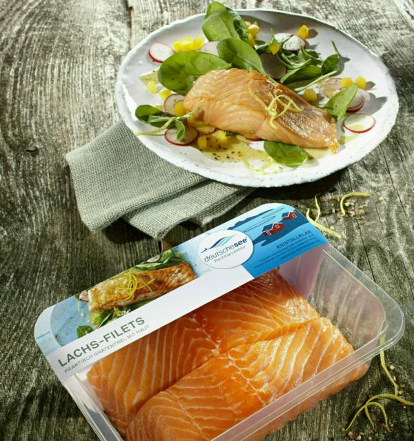 Deutsche See Frischfisch mood Lachsfilet 82357 SB FF