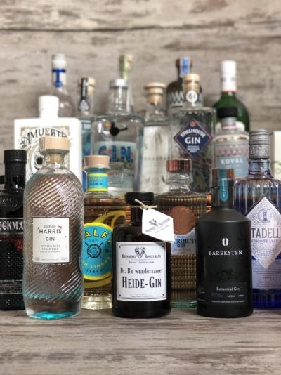 Gin Auswahl Herbst 20